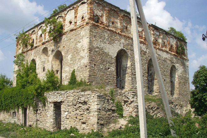 Satanov Synagogue, Satanov, Ukraine