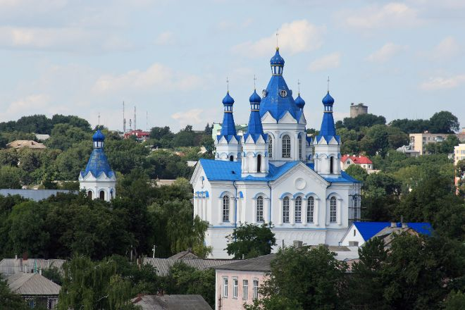 St. George Cathedral, Kamianets-Podilskyi, Ukraine