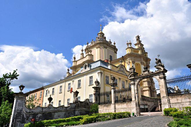 Svyatogo Yura Cathedral, Lviv, Ukraine