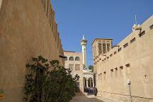Al Fahidi Historical Neighbourhood, Dubai, United Arab Emirates
