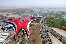Ferrari World Abu Dhabi, Abu Dhabi, United Arab Emirates