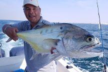 Fishing with Captain Hook, Ajman, United Arab Emirates