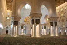 Bur Dubai Grand Mosque, Abu Dhabi, United Arab Emirates