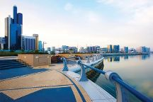 The Corniche, Abu Dhabi, United Arab Emirates