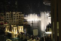 The Dubai Fountain, Dubai, United Arab Emirates
