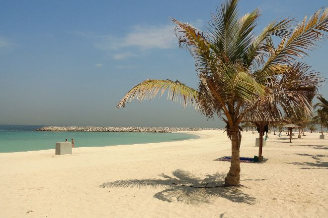 Al Mamzar Beach Park, Dubai, United Arab Emirates