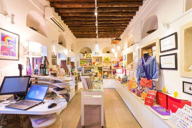 Alserkal Cultural Foundation, Dubai, United Arab Emirates