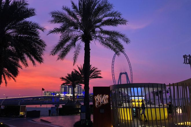 Bliss Lounge, Dubai, United Arab Emirates