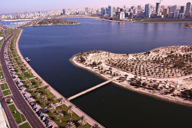 Buhaira Corniche, Sharjah, United Arab Emirates
