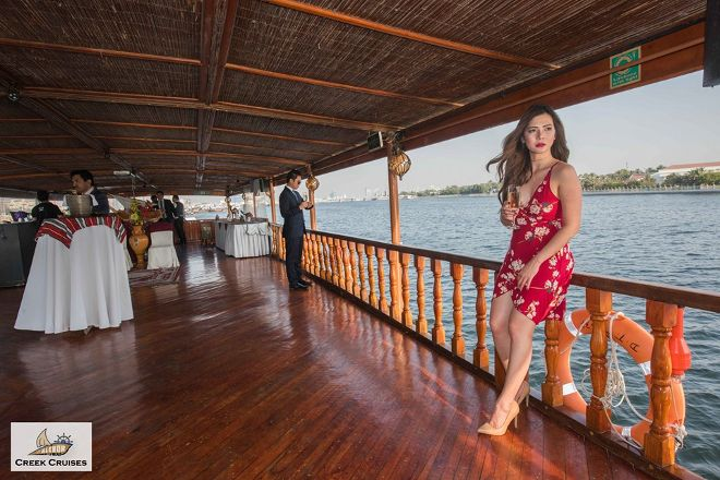 Creek Cruises, Dubai, United Arab Emirates