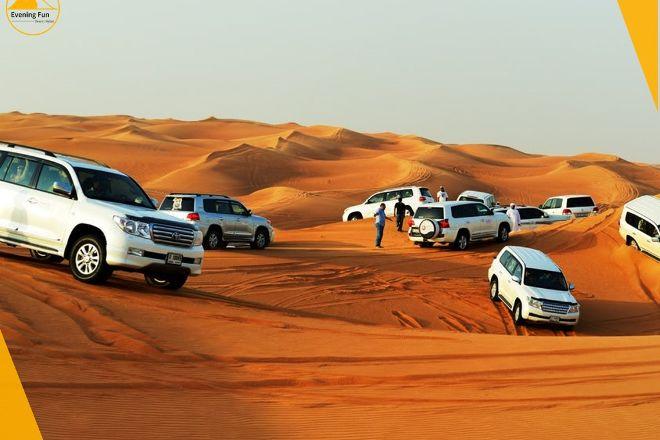 Desert Planners, Dubai, United Arab Emirates