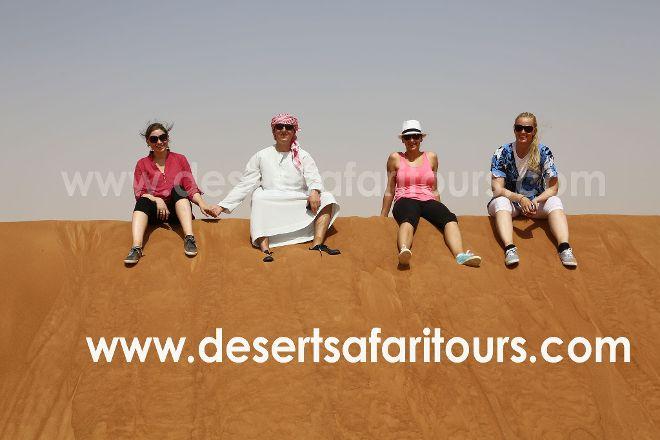 Dubai Desert Safari Tours, Dubai, United Arab Emirates