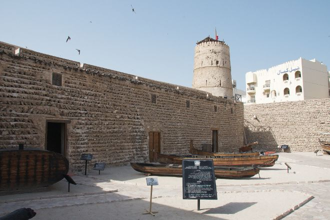 Al Fahidi Fort, Dubai, United Arab Emirates