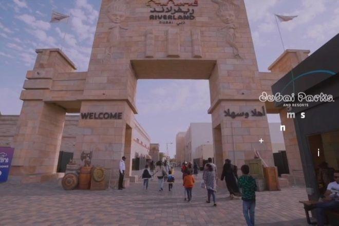 Dubai Parks and Resorts, Dubai, United Arab Emirates