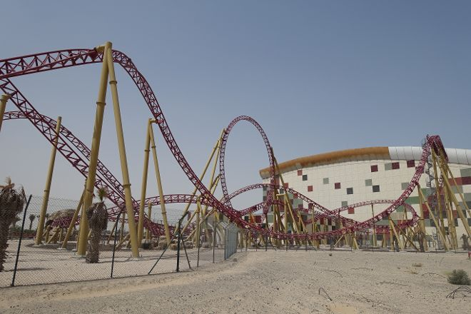 IMG Worlds of Adventure, Dubai, United Arab Emirates