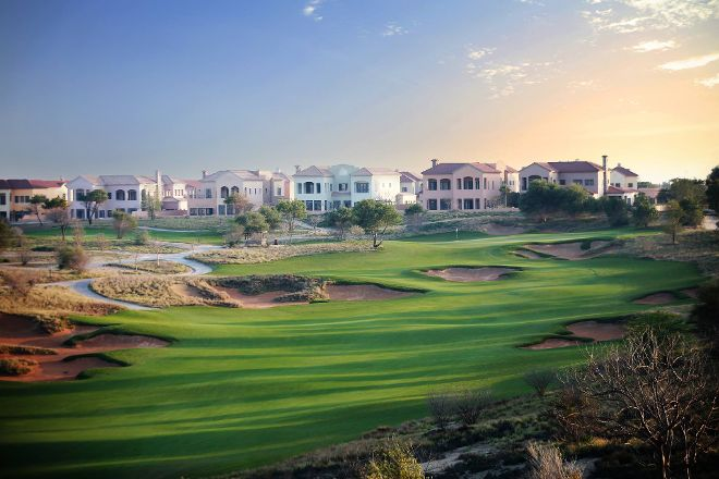 Jumeirah Golf Estates, Dubai, United Arab Emirates