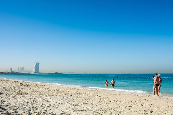 Kite Beach, Dubai, United Arab Emirates