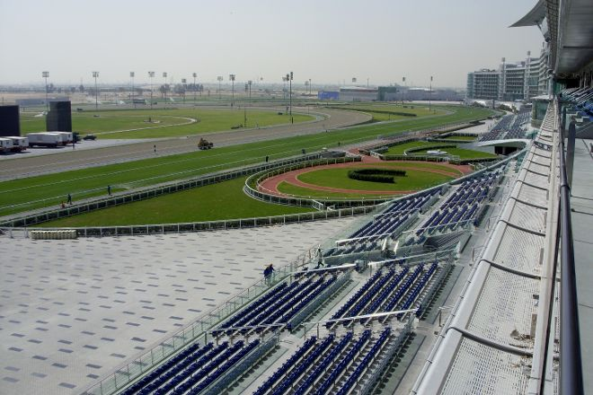 Meydan Racecourse, Dubai, United Arab Emirates