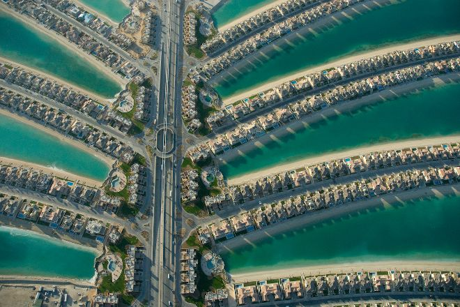 Palm Islands, Dubai, United Arab Emirates