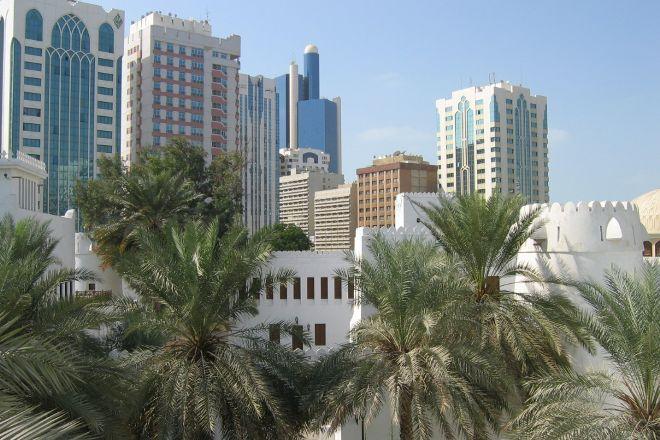 Qasr Al Hosn, Abu Dhabi, United Arab Emirates
