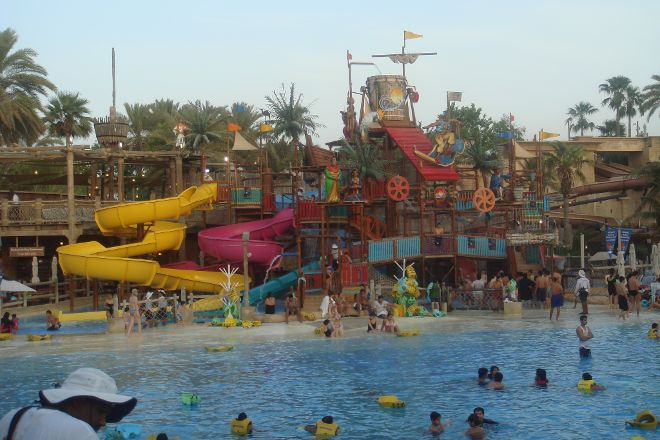 Wild Wadi Waterpark, Dubai, United Arab Emirates