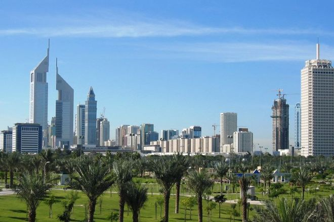 Zabeel Park, Dubai, United Arab Emirates