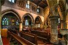Eyam Parish Church of St Lawrence