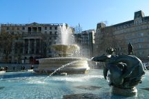 Admiral Jellicoe Memorial Fountain, London, United Kingdom