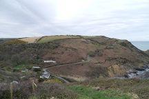 Boscastle - South West Coast Path walk, Boscastle, United Kingdom