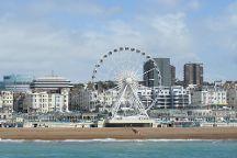 Brighton Beach, Brighton, United Kingdom