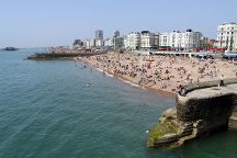 Brighton Beach, Brighton, United Kingdom