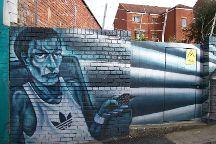 Bristol Street Art Tours, Bristol, United Kingdom
