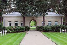 Brookwood American Cemetery and Memorial, Brookwood, United Kingdom