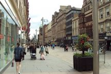 Buchanan Street, Glasgow, United Kingdom