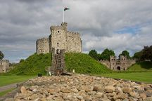 Cardiff Castle, Cardiff, United Kingdom