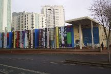 Cardiff Central Library, Cardiff, United Kingdom