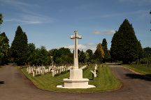 Cathays Cemetery, Cardiff, United Kingdom