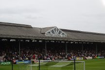 Craven Cottage, London, United Kingdom