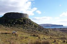 Dun Beag Broch, Struan, United Kingdom