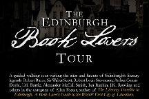 Edinburgh Book Lovers' Tour, Edinburgh, United Kingdom