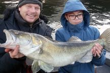 Fishing London - Charter and Guide Service, London, United Kingdom