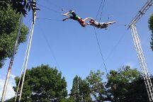 Gorilla Circus - Flying Trapeze School, London, United Kingdom