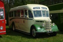 The Isle of Wight Bus Museum, Ryde, United Kingdom