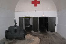 Jersey War Tunnels - German Underground Hospital, St. Lawrence, United Kingdom