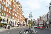Kensington High Street, London, United Kingdom