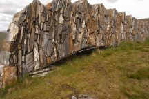 Knockan Crag National Nature Reserve, Ullapool, United Kingdom
