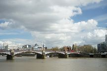 Lambeth Bridge, London, United Kingdom