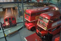 London Transport Museum, London, United Kingdom