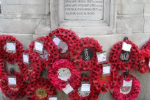 London Troops War Memorial, London, United Kingdom