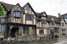 Lord Leycester Hospital, Warwick, United Kingdom